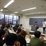2017年度留学生会総会・新入生歓迎会